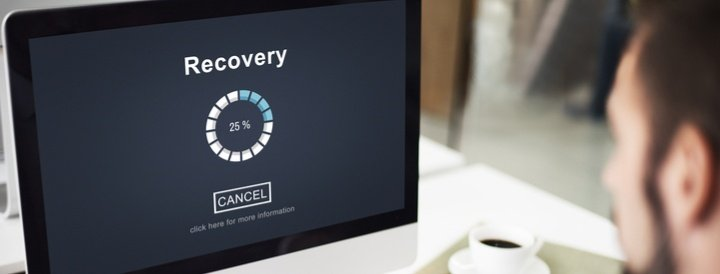 Instant recovery reducing Recovery Time Objectives
